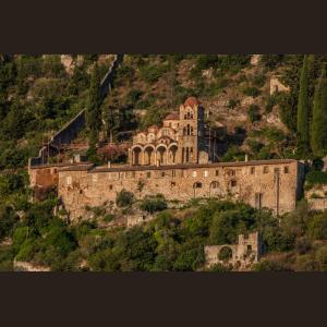 Οι εκκλησίες του Μυστρά