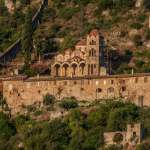 Churches in Mystras